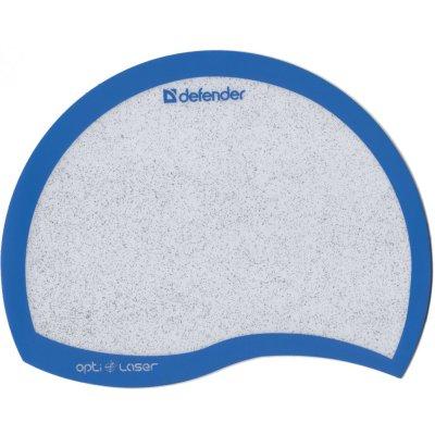 коврик для мыши Defender Ergo opti-laser Blue