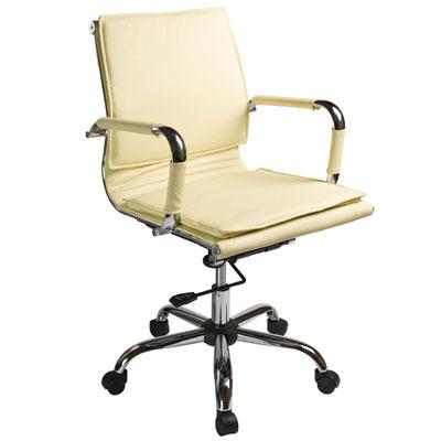 офисное кресло Бюрократ CH-993-Low ivory