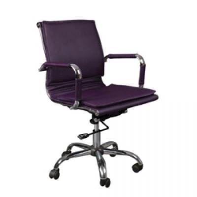 стул Бюрократ CH-993-Low-purple