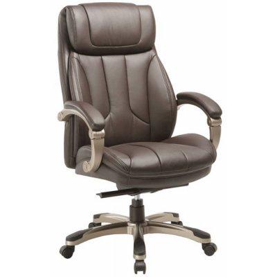 офисное кресло Бюрократ T-9921-BROWN