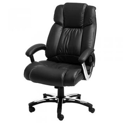 офисное кресло College H-8766L-1 Black