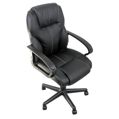 офисное кресло College HLC-0601 Black