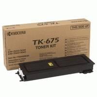 Тонер Kyocera TK-675