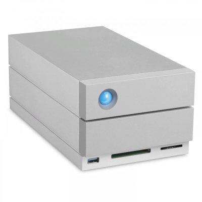 жесткий диск LaCie 2big Dock 28Tb STGB28000400