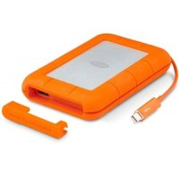 Жесткий диск LaCie Rugged Raid 4Tb STFA4000400