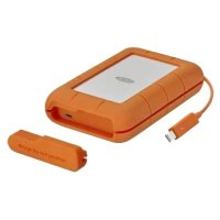 Жесткий диск Lacie Rugged Thunderbolt 4Tb STFS4000800
