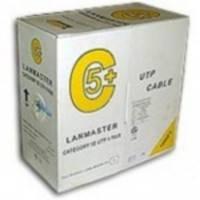 Lanmaster LAN-5EUTP-PT-RD