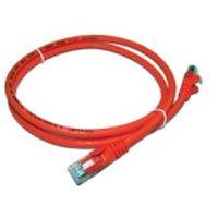 Патч-корд Lanmaster LAN-PC45/S5E-1.0-RD