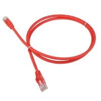 Патч-корд Lanmaster LAN-PC45/S5E-3.0-RD
