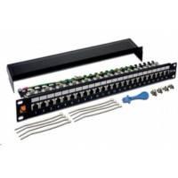Патч-панель Lanmaster LAN-PPL24S5E