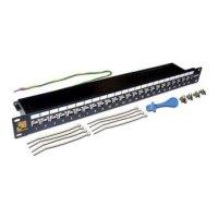 Патч-панель Lanmaster LAN-PPL24S6A
