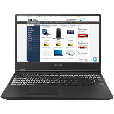 ноутбук Lenovo Legion Y530 81LB000VRU