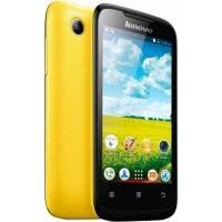 Смартфон Lenovo IdeaPhone A369i Yellow