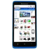 Смартфон Lenovo IdeaPhone A766 Blue