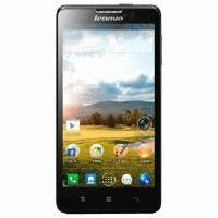 Смартфон Lenovo IdeaPhone P780 4GB Black