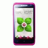 Смартфон Lenovo IdeaPhone S720i Pink