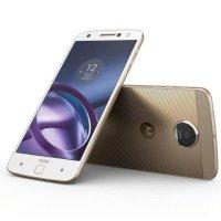 Смартфон Motorola Moto Z White-Gold