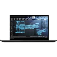 Ноутбук Lenovo ThinkPad P1 Gen2 20QT0051RT