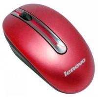Мышь Lenovo WL Mouse N3903 Cherry-Red 888013581