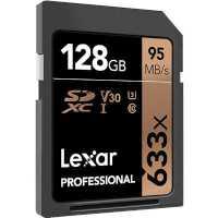 Карта памяти Lexar 128GB LSD128CB633