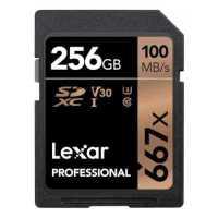 Карта памяти Lexar 256GB LSD256B667