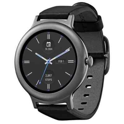 умные часы LG Watch Style W270 Titan