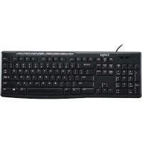Клавиатура Logitech K200 Black 920-008814