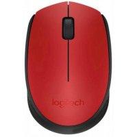 Мышь Logitech M171 Red 910-004641
