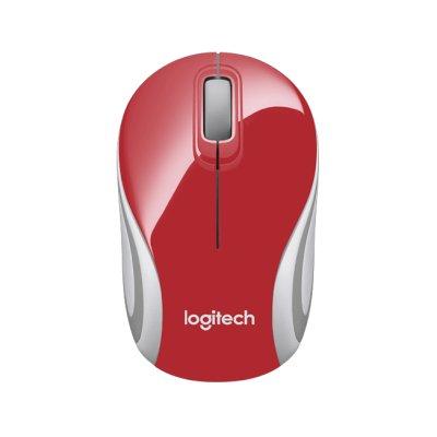 мышь Logitech M187 Red 910-002732
