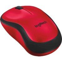 Мышь Logitech M220 Silent Red 910-004880