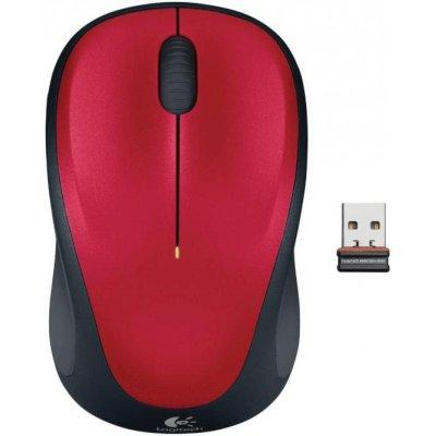 мышь Logitech M235 Red 910-002496