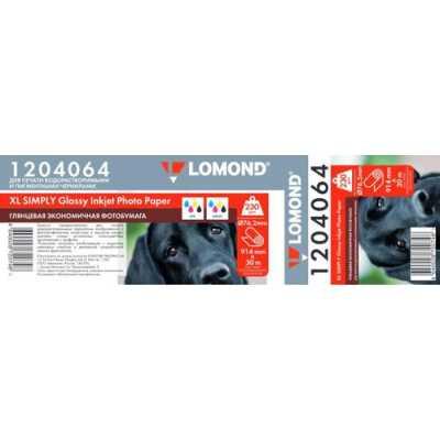 бумага Lomond 1204064