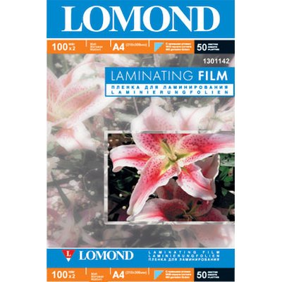 термопленка Lomond 1301142