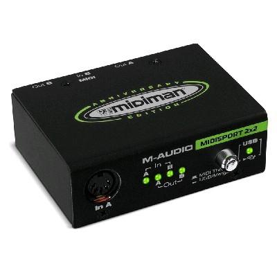 M-Audio MidiSport 2x2 USB