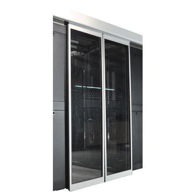 механические двери Lanmaster LAN-DC-SDRM-48Ux12