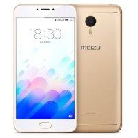 Смартфон Meizu M3 Note L681H Gold 32GB
