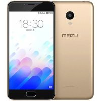 Смартфон Meizu M3S Y685H Gold 16GB