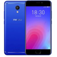 Смартфон Meizu M6 32Gb Blue