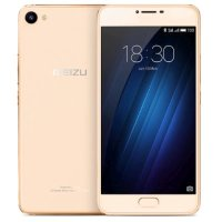 Смартфон Meizu U10 32GB Gold U680H-32-G