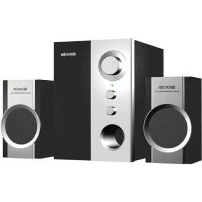 колонки Microlab M-590 Silver-Black