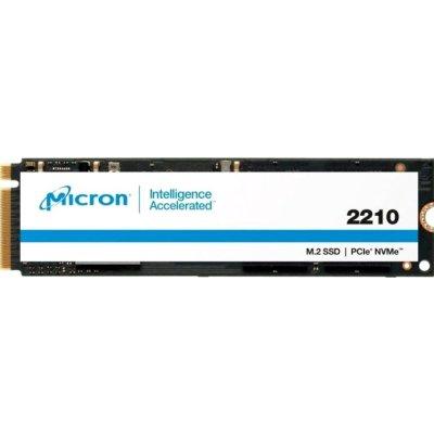 SSD диск Micron 2210 512Gb MTFDHBA512QFD