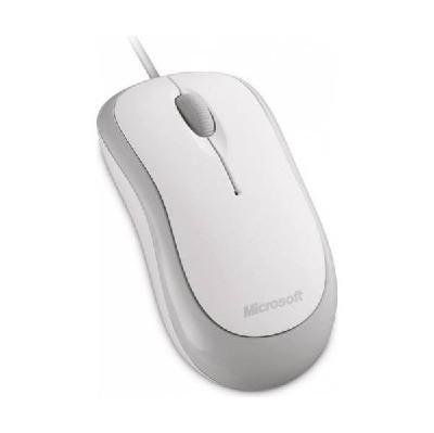 мышь Microsoft Basic Optical Mouse White USB P58-00060
