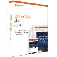 Офисное приложение Microsoft Office 365 Home 6GQ-00960