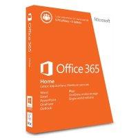 Офисное приложение Microsoft Office 365 Home Premium 6GQ-00084