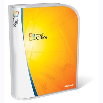 программное обеспечение Microsoft Office Basic 2007 S55-02293