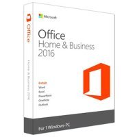 Программное обеспечение Microsoft Office Home and Business 2016 T5D-02322