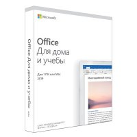 Электронная лицензия Microsoft Office Home and Student 2019 79G-05012