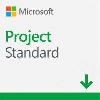 Программное обеспечение Microsoft Project Standard 2019 076-05785