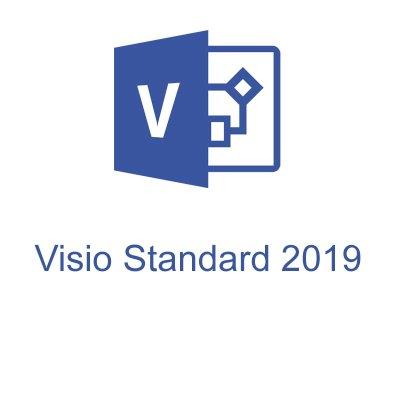 операционная система Microsoft Visio Standard 2019 D86-05813