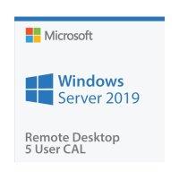 Операционная система Microsoft Windows Server CAL 2019 P11077-A21